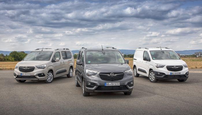 Sistemas de asistencia en el Opel Combo: el primero entre sus iguales