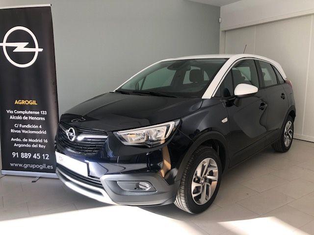 Opel Crossland X Desing line 1.5D 102 CV de KM0. por 15600€*
