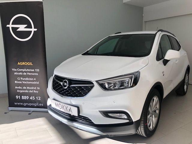 Opel Mokka X 120 Aniversario 1.4T 140cv Gasolina de KM0. por 17900€*