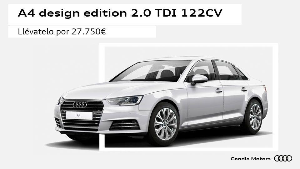 Este Audi A4 es tuyo por solo 27.750 euros