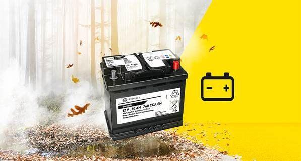 25% descuento en baterías
