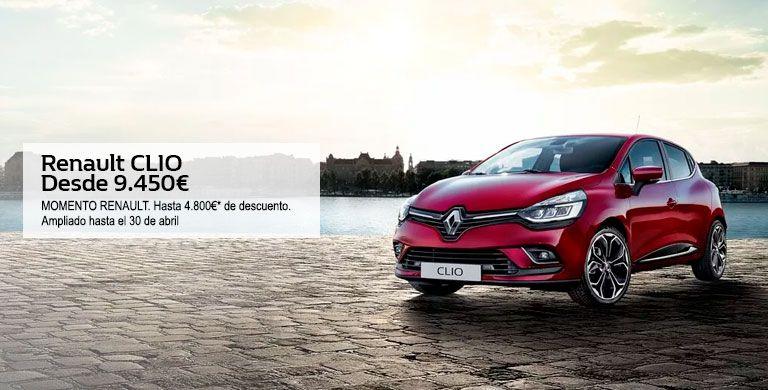 Renault Clio  hasta 30/04/2019