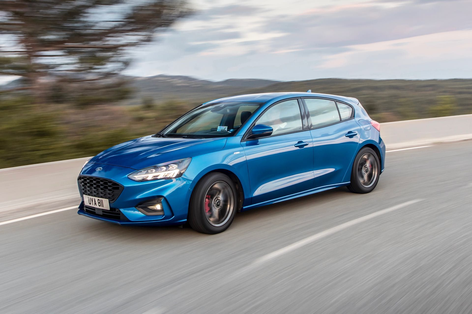 NEW FORD FOCUS ST-LINE