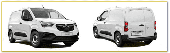 Opel Combo Cargo , SÓLO HASTA FIN DE MES, ÚNICA UNIDAD