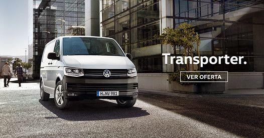 VW Transporter Furgón por 200€/mes con My Renting