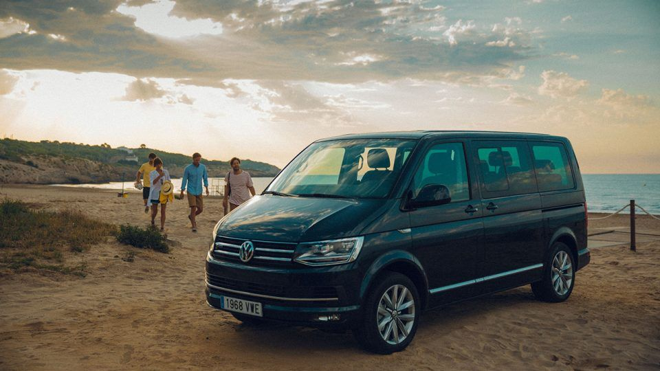 VW Multivan por 290€/mes con My Renting