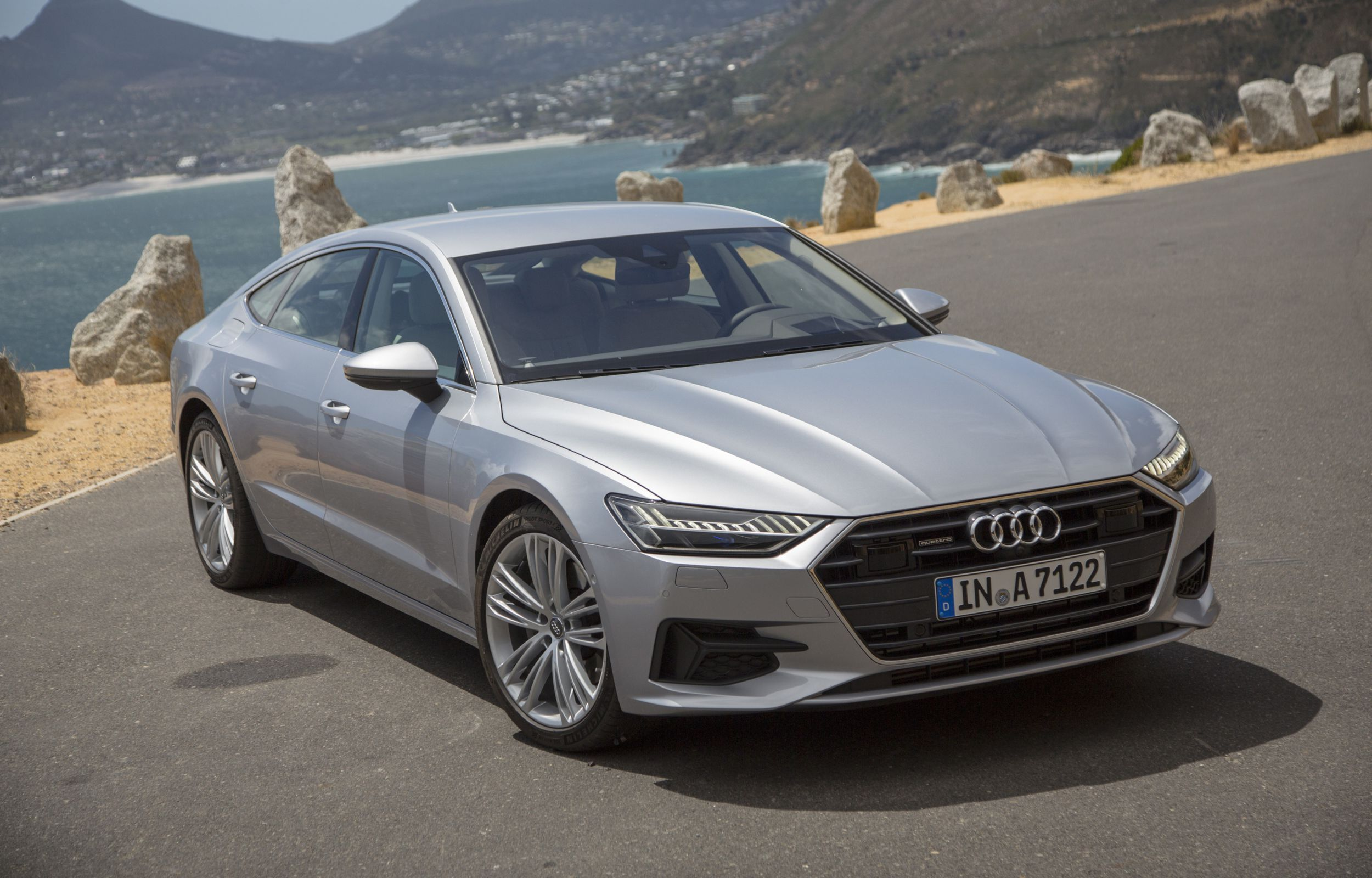Audi A7 Sportback nombrado 2019 World Luxury Car