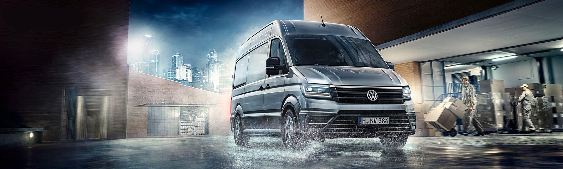 Autodalser Dalmau, Concesionario Oficial Volkswagen Comerciales en Lleida, Tàrrega y Mollerussa