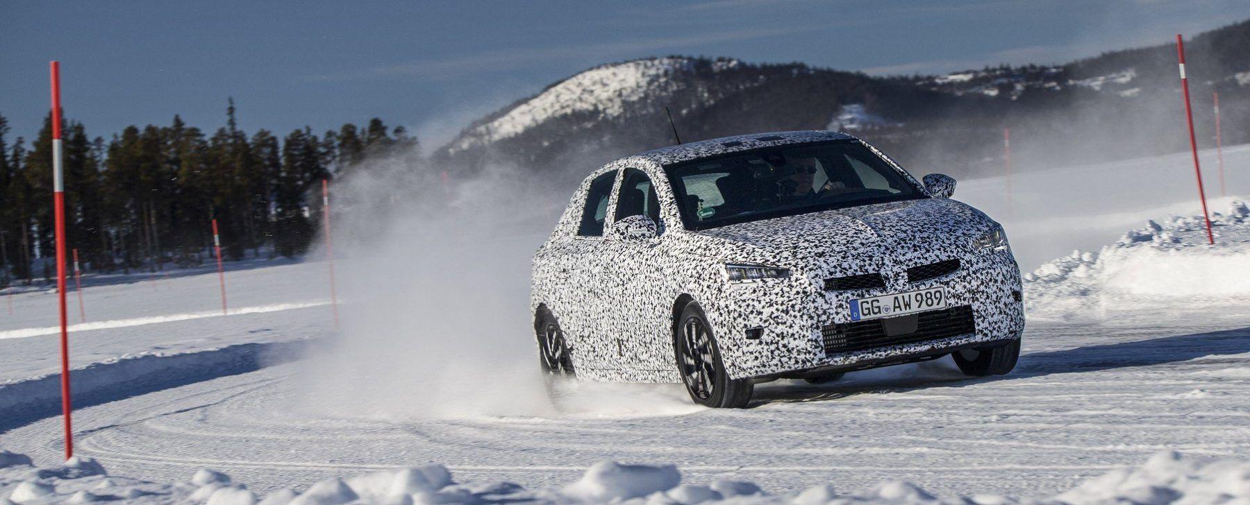 La siguiente generación del Opel Corsa, cada vez más cerca