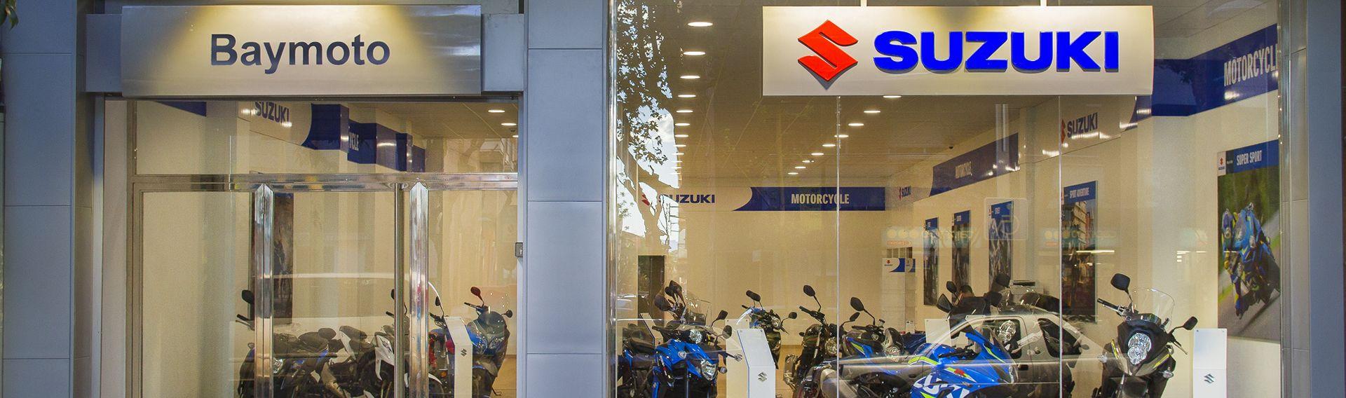 Abierta la nueva tienda de Suzuki en Reus