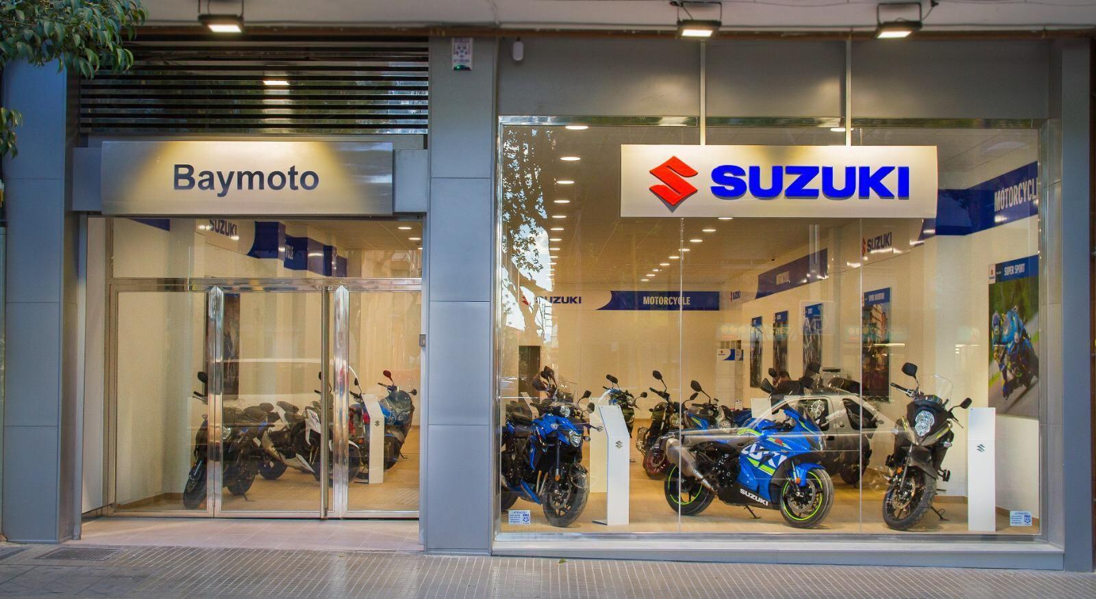 Abierta la nueva tienda Suzuki en Reus