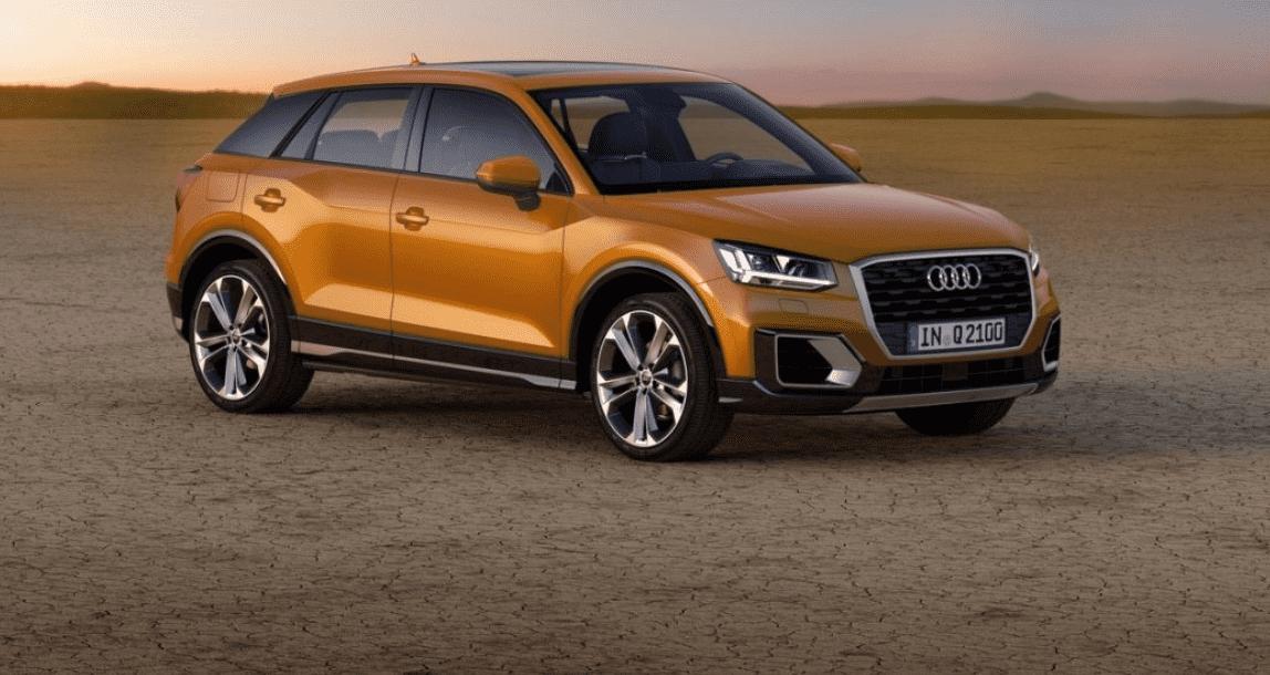Oferta de mayo: 10 unidades de Audi Q2 por 24.400€