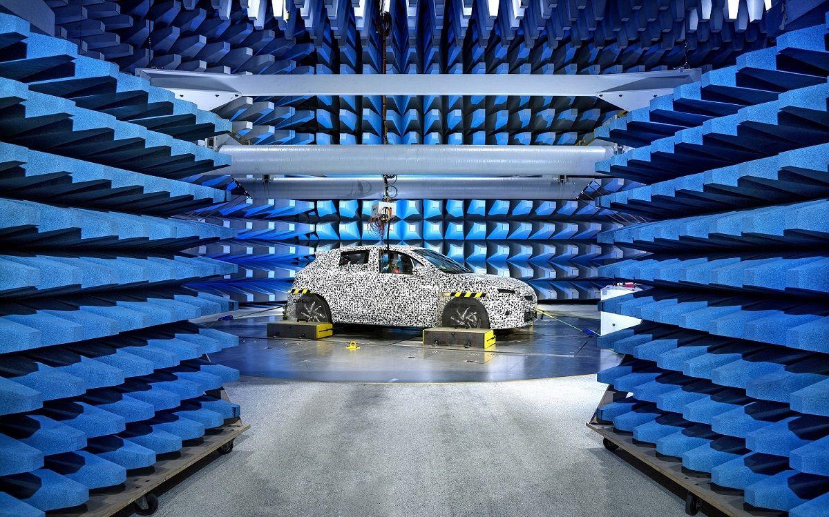 Pruebas, pruebas, y más pruebas: la siguiente generación del Opel Corsa se prepara
