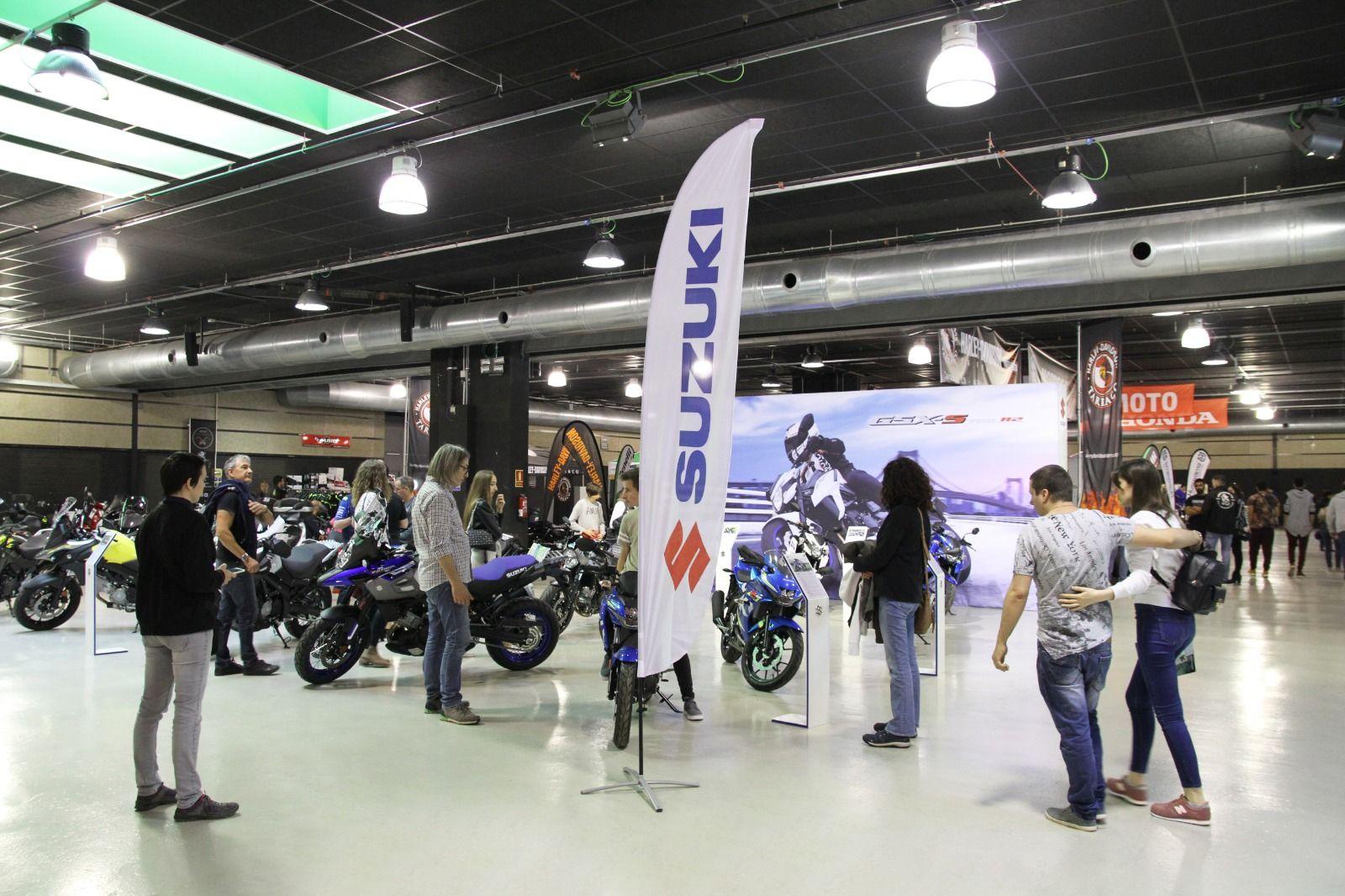 Baymoto, por primera vez en el Saló de la Moto