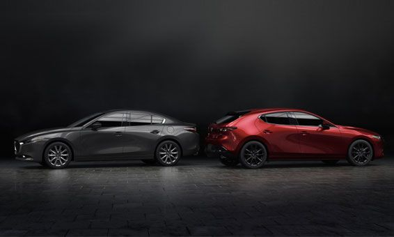 "Nuevo Mazda 3: galardonado con el premio ""Red Dot: Best of the Best"""