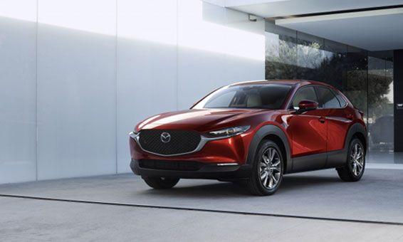 Mazda CX-30: en nuevo SUV compacto se presentará en el Automobile Barcelona 2019