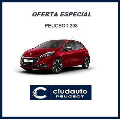 Peugeot 208 5P Tech Edition  BlueHDi 100 S&S 5 vel. manual