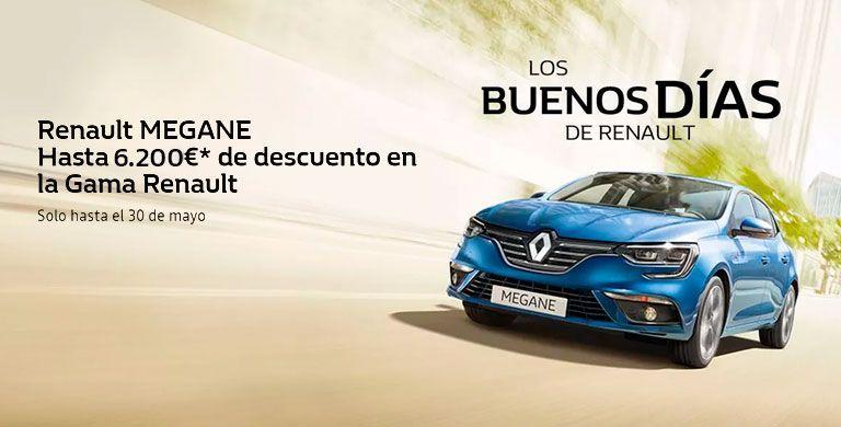 Los Buenos Días Renault hasta 31/05/2019