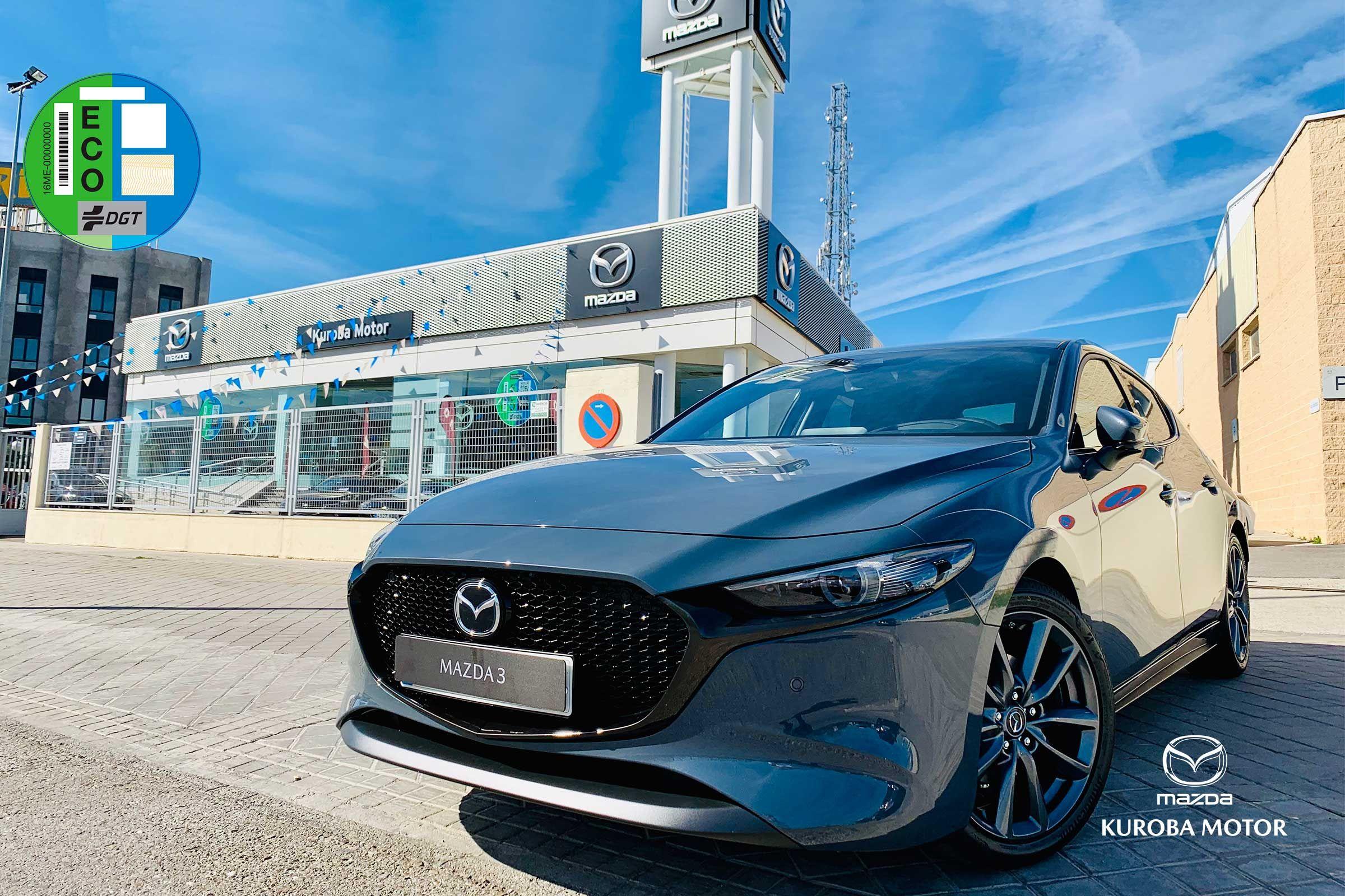 ¡RENTING! Nuevo Mazda 3 por 329,95 €/mes