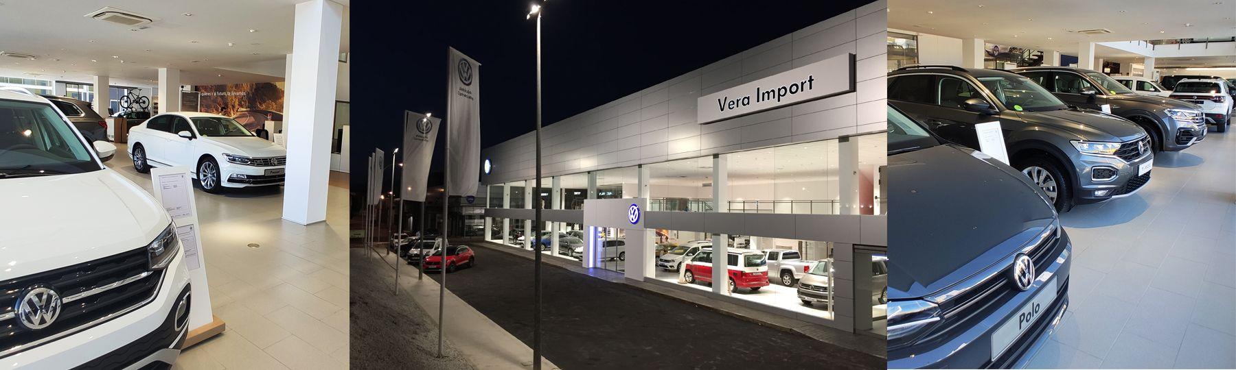 Grupo Veraimport VW Huércal de Almería