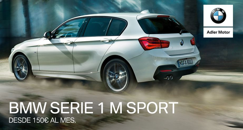 BMW Serie 1 desde 150€/mes