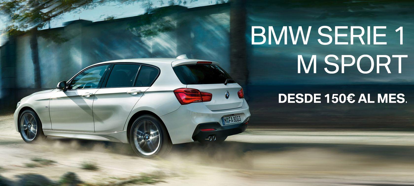 ¿Ese BMW Serie 1 M Sport es tuyo? Pues podría serlo.