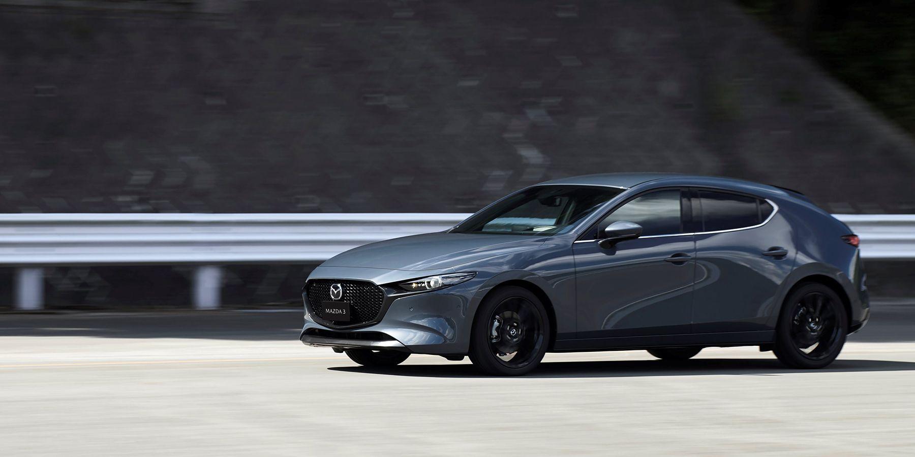 Nuevo Mazda 3, por 129,86€ al mes