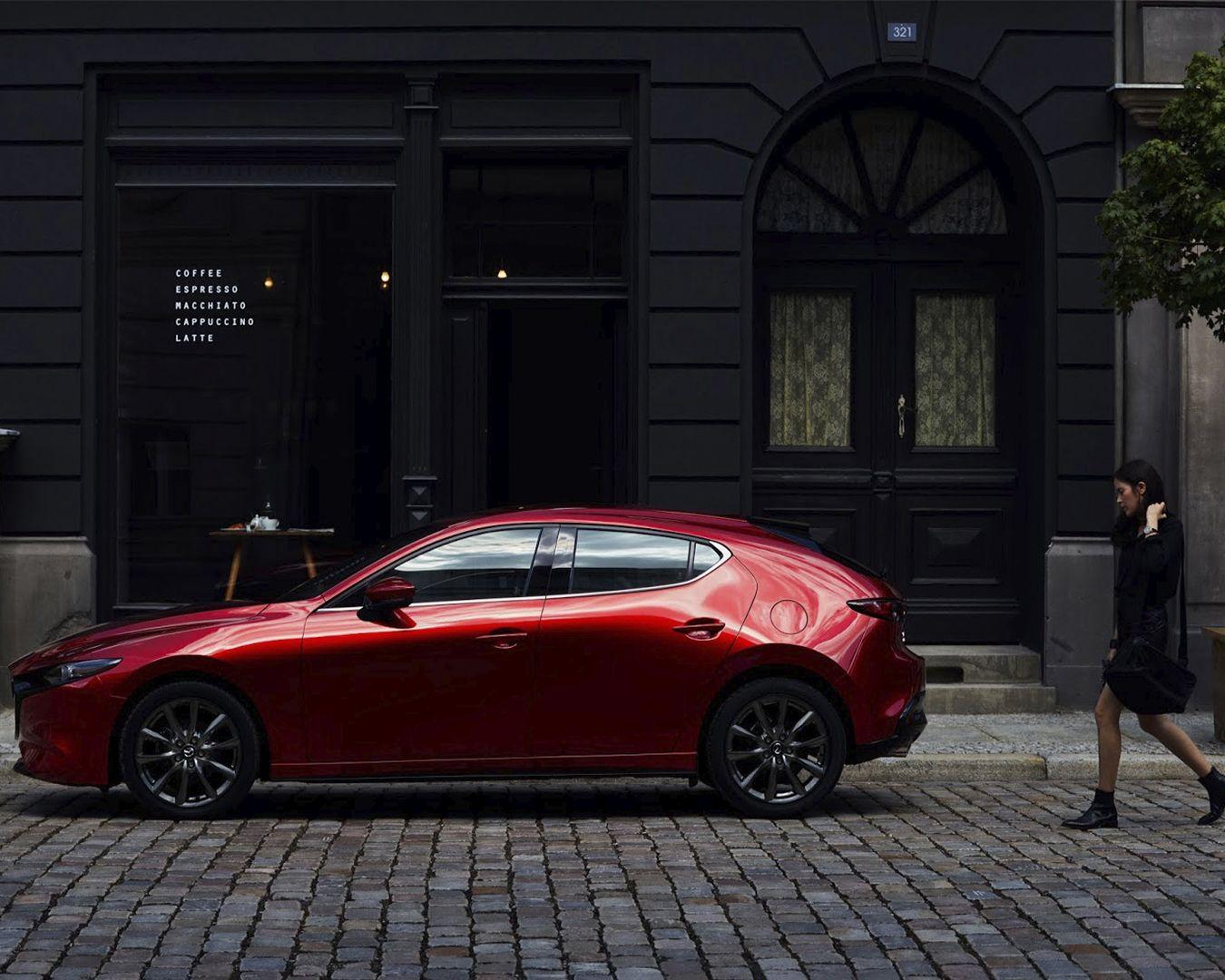 Reserva el nuevo Mazda 3 con motor Skyactiv-X