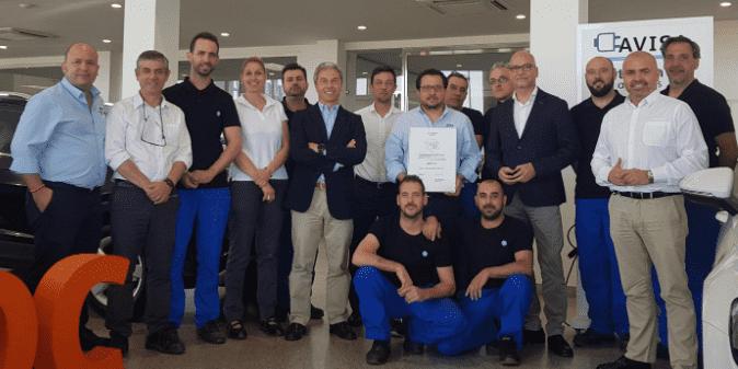 ¡AVISA Volkswagen, ganador de los Premios Best OF 2018!