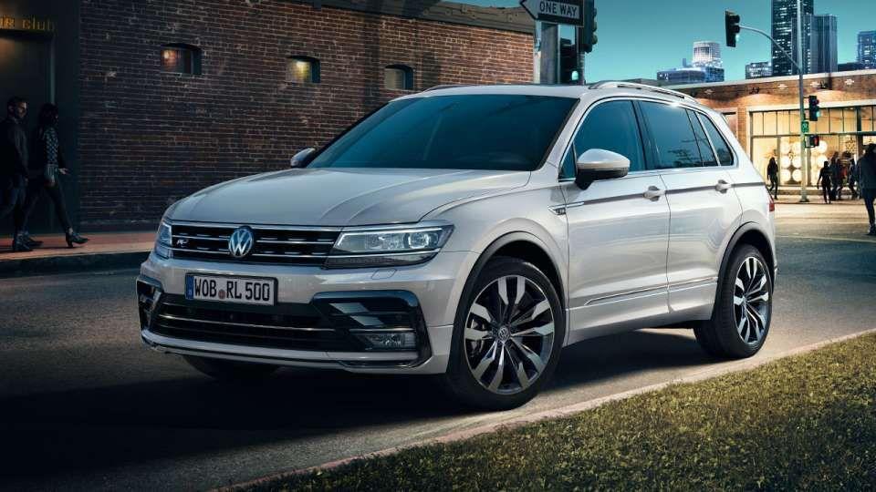 Volkswagen Tiguan, un palacio sobre la carretera por solo 229€/mes