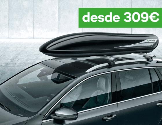 BAÚL DE TECHO DESDE 309€