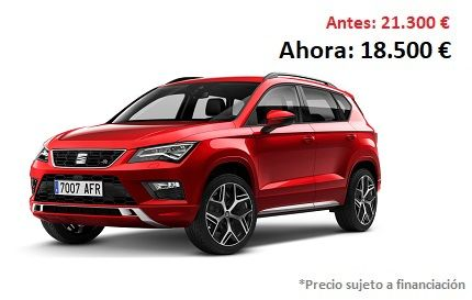 ATECA 1.0 TSI 115CV REFERENCE EDITION
