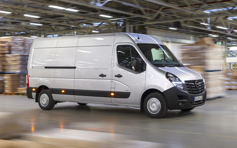 Llega la Nueva Opel Movano
