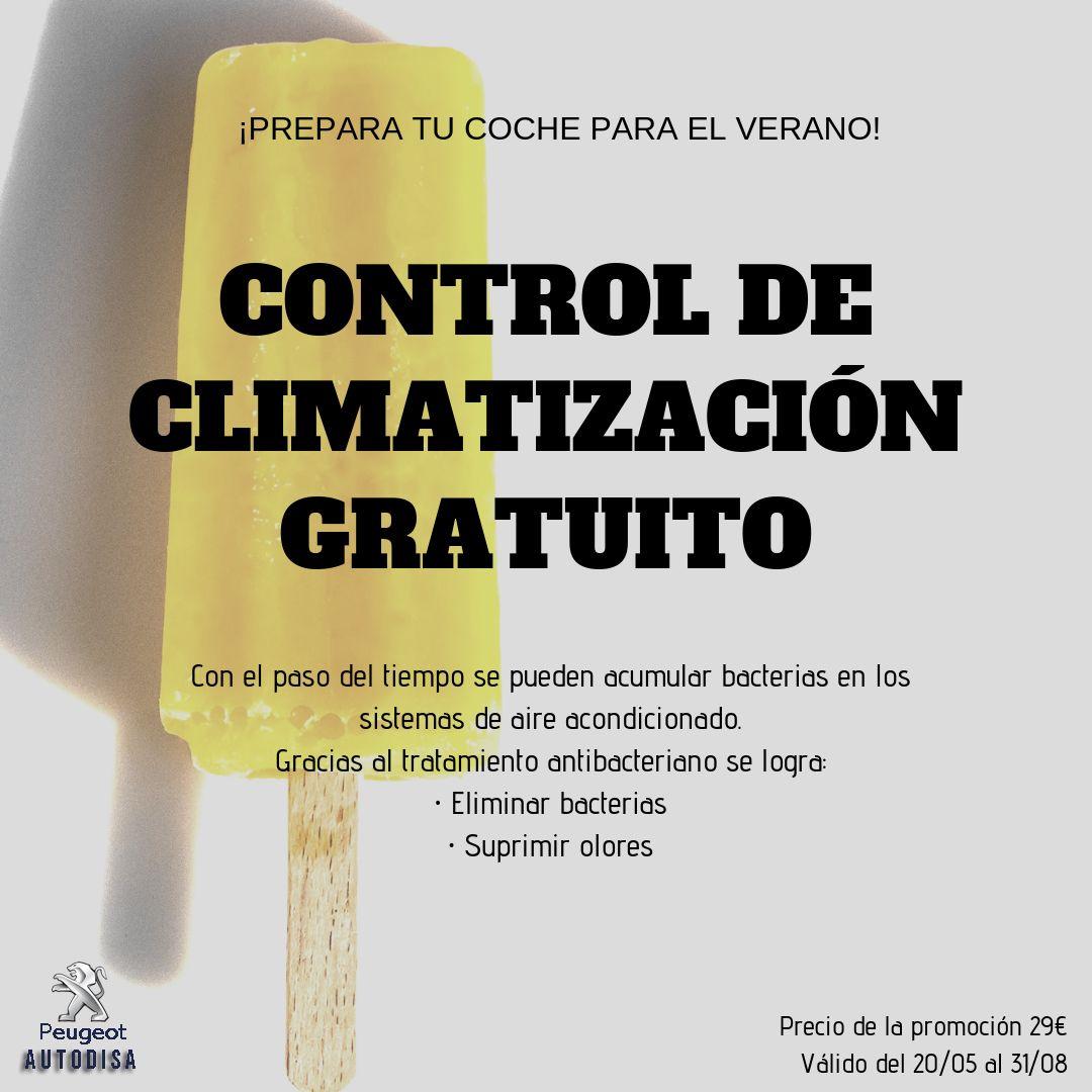 CONTROL DE CLIMATIZACIÓN GRATUITO