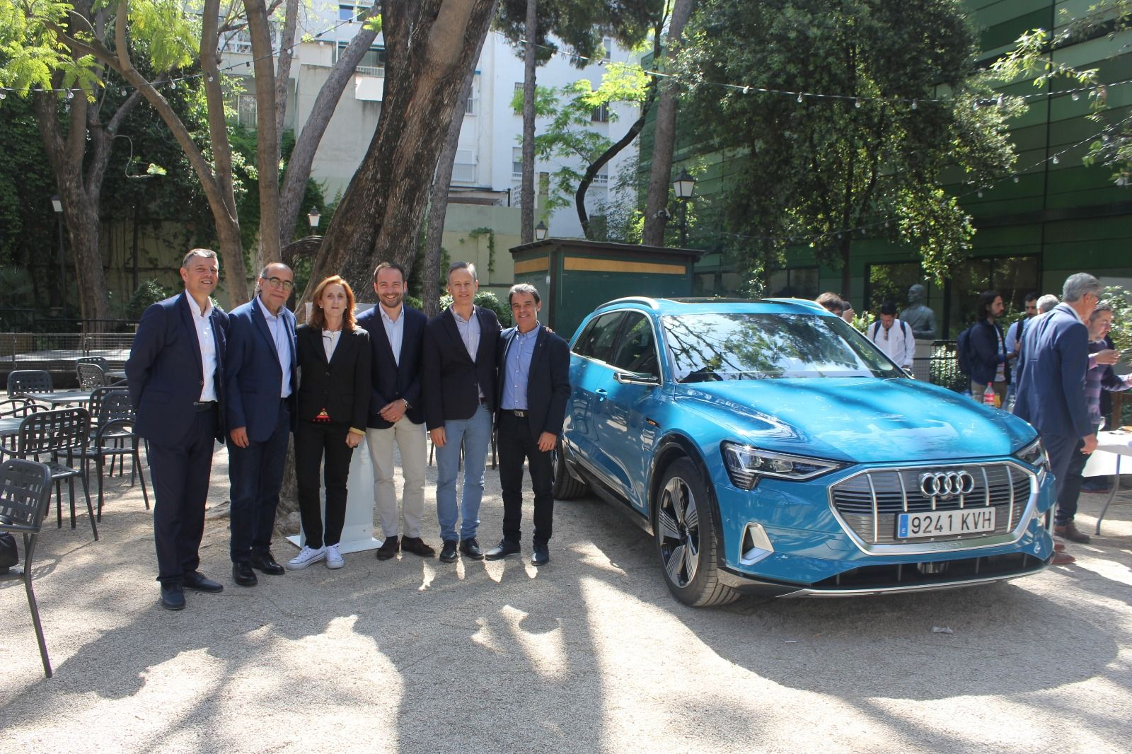 Audi Gandia Motors colabora en el Formworking 2019