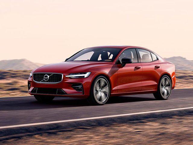 Llega el nuevo Volvo S60