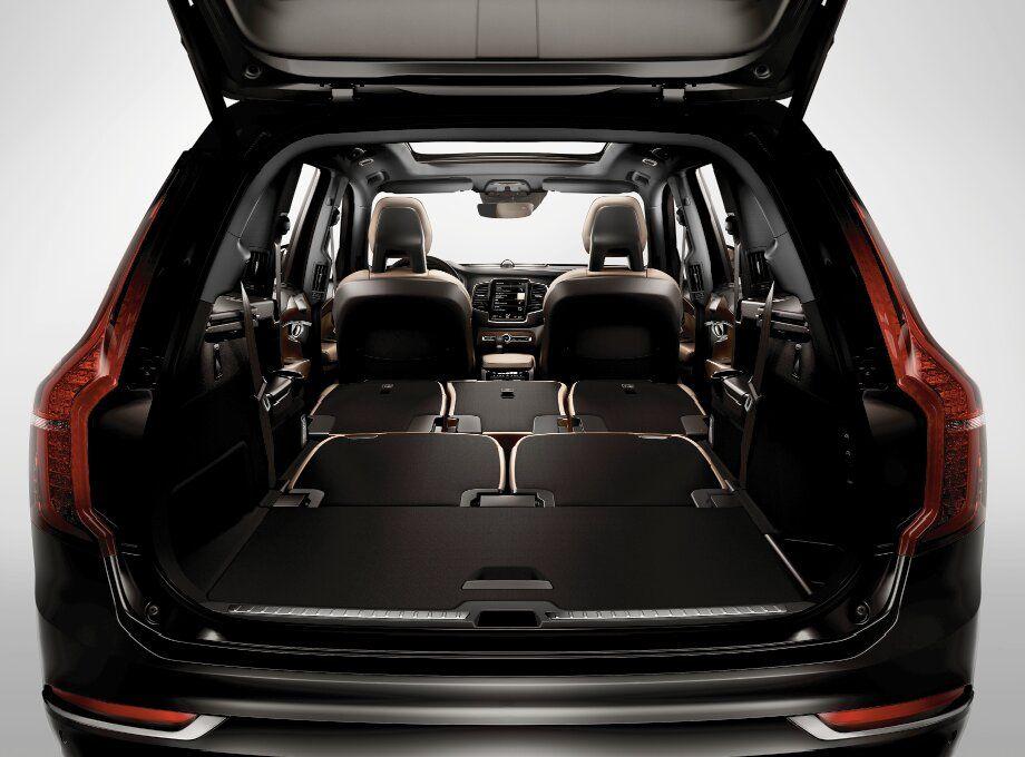 Aprovecha el espacio de manera eficaz con Volvo