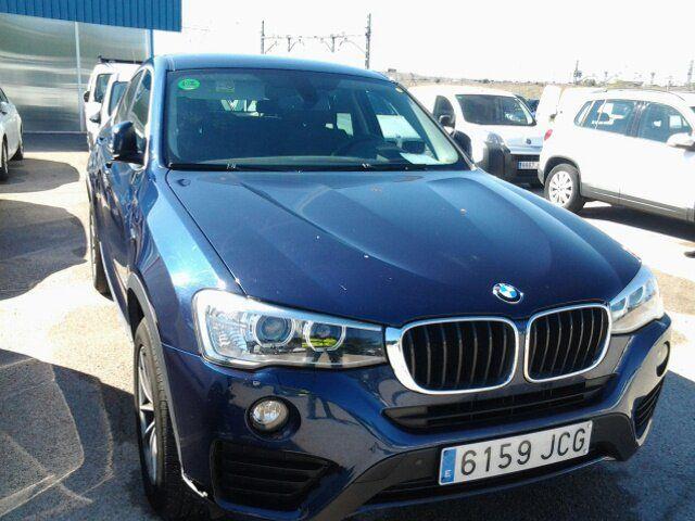 BMW X4 XDRIVE 20 D 190 CV 4P