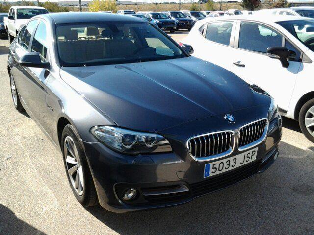BMW SERIE 5 520 D AUTOMATICO 190CV