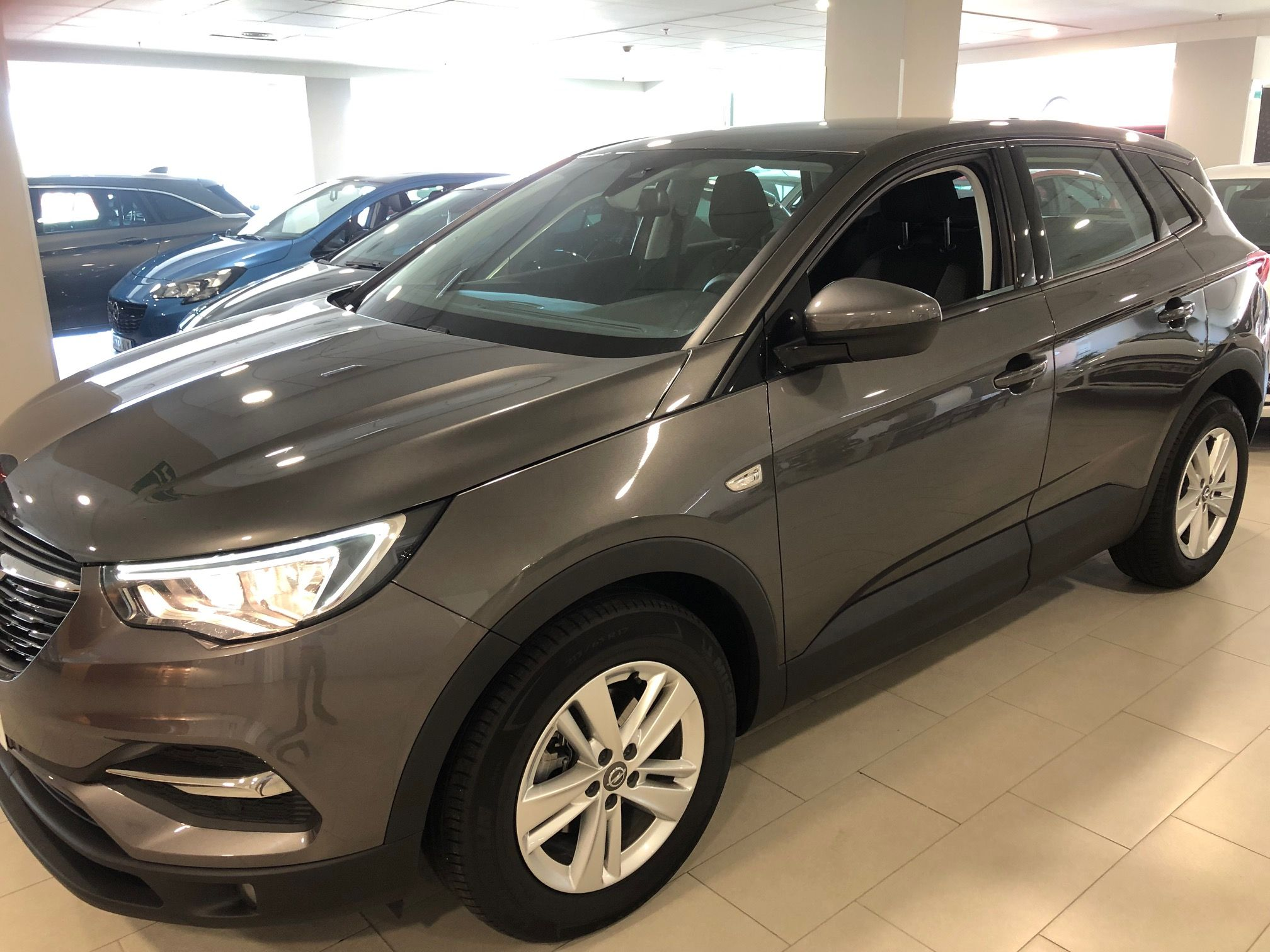 Liquidación de Stock de Opel Grandland X