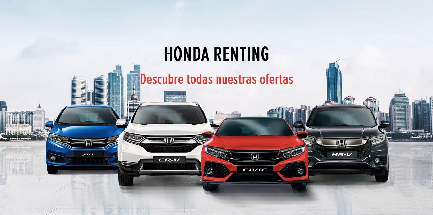 Ofertas de Renting Select Motor