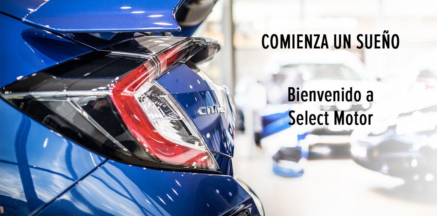 Bienvenidos a Select Motor