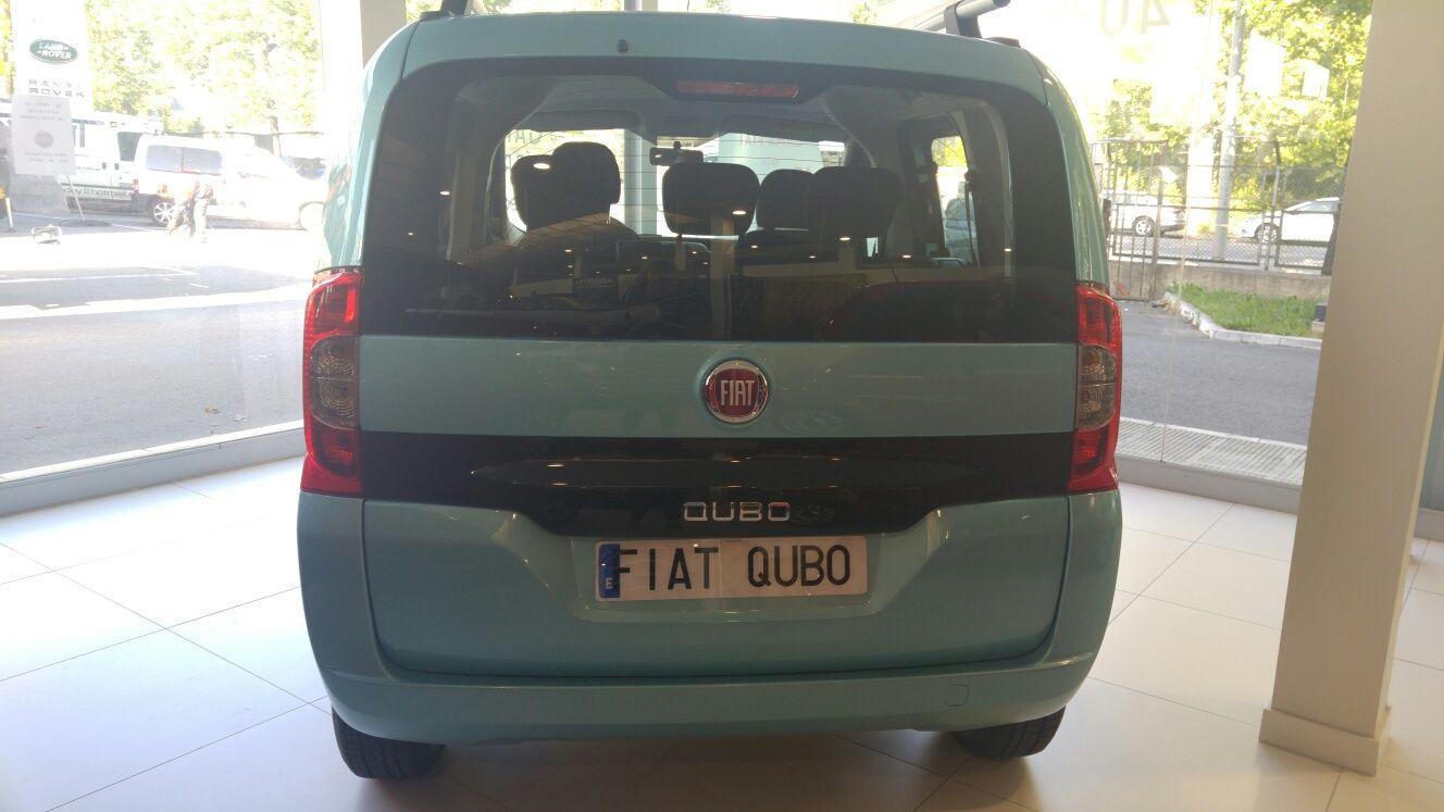FIAT QUBO EASY
