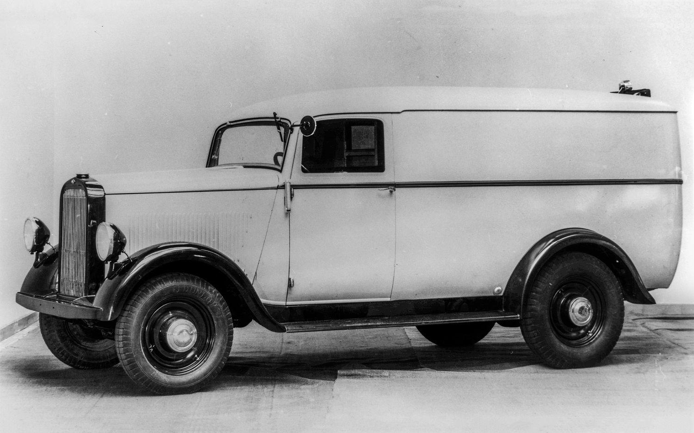 Los vehículos comerciales ligeros de Opel siguen la tradición