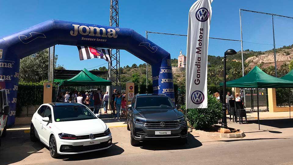 Gandia Motors en el III Torneig Benèfic-Social Benirredrà Promeses