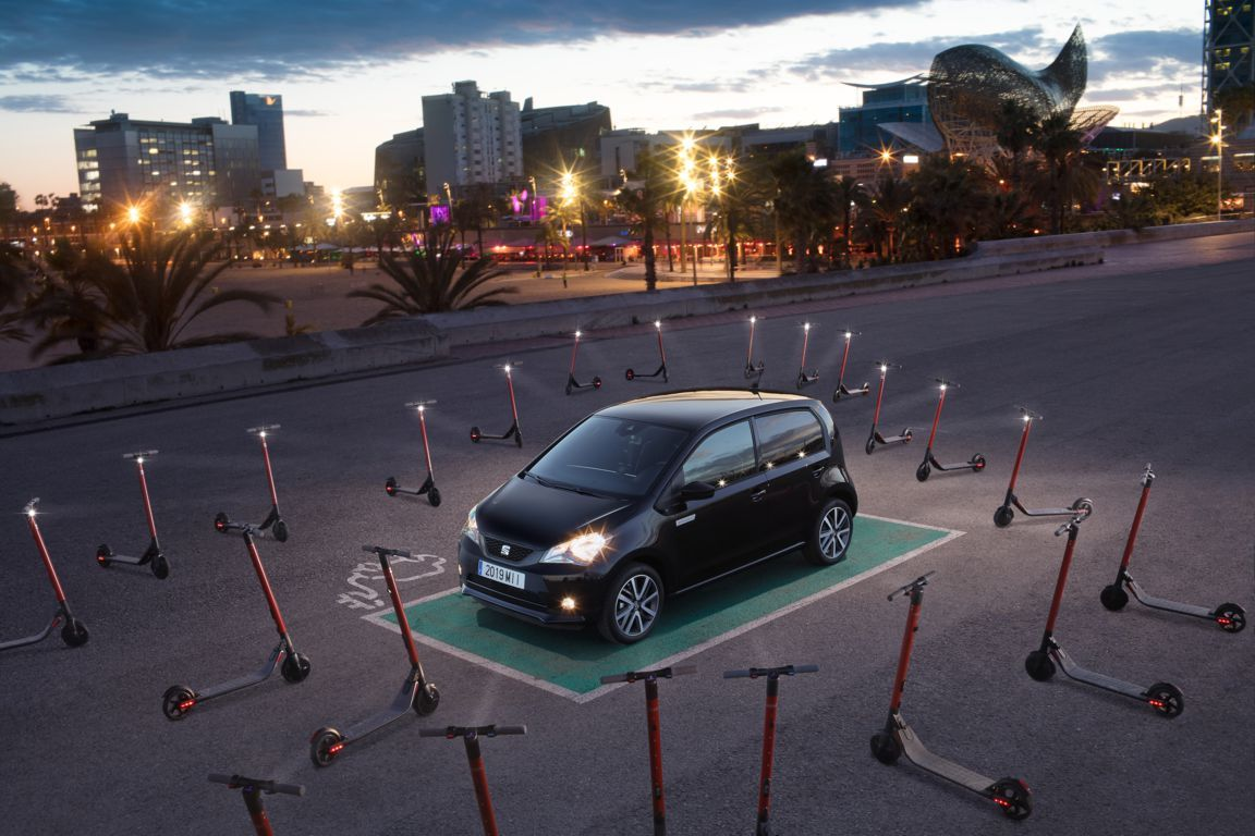 Nuevo SEAT Mii electric: el vehículo ideal para la ciudad