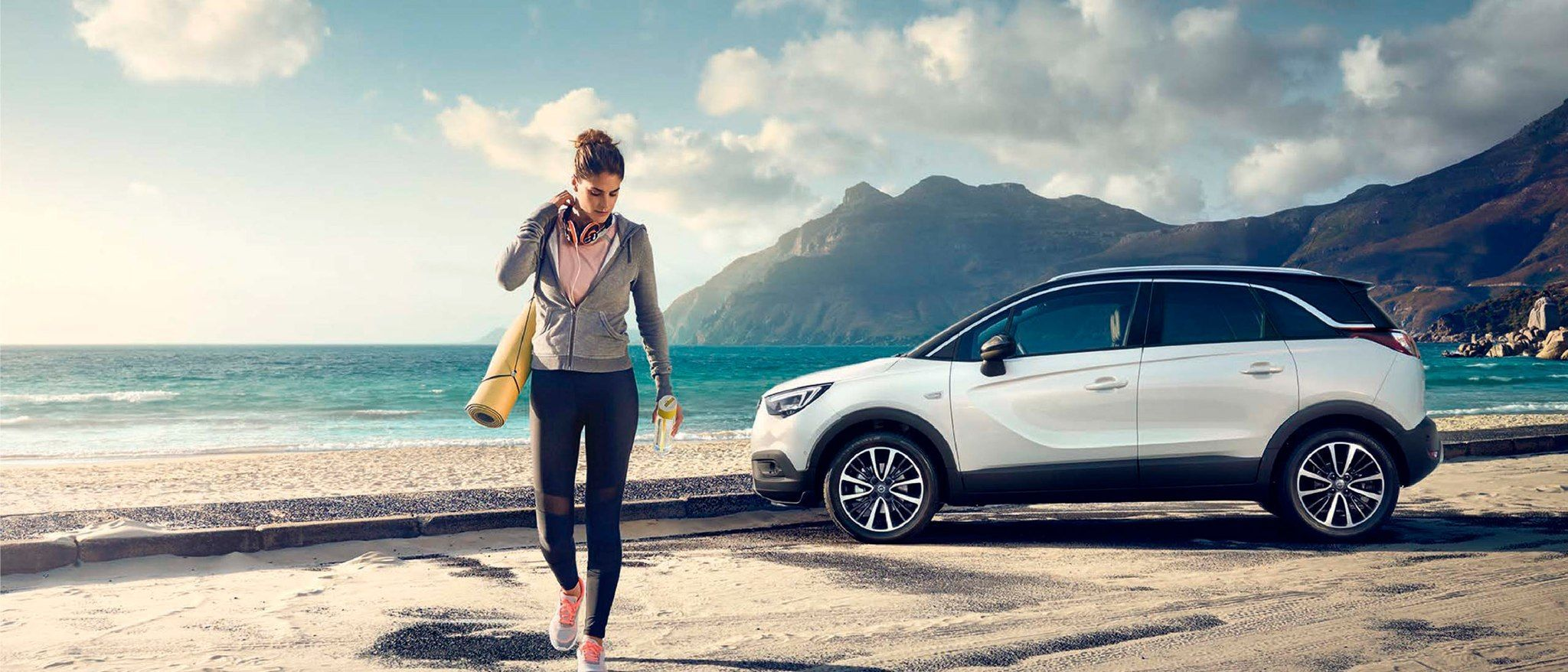 Tu nuevo crossover se llama CROSSLAND X y se encuentra en Opel Automóviles Nieto
