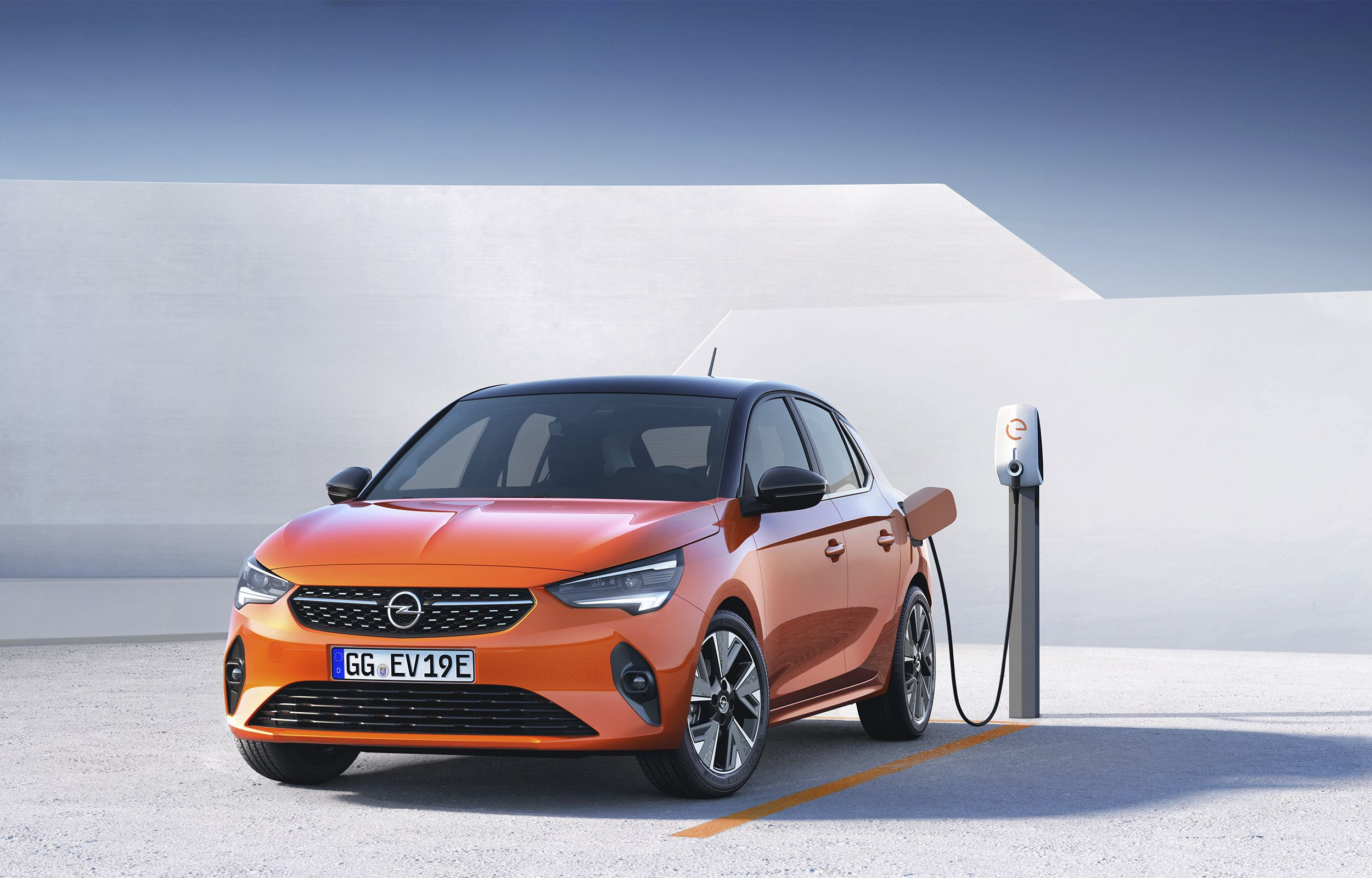 De un vistazo: Nuevo Opel Corsa-e