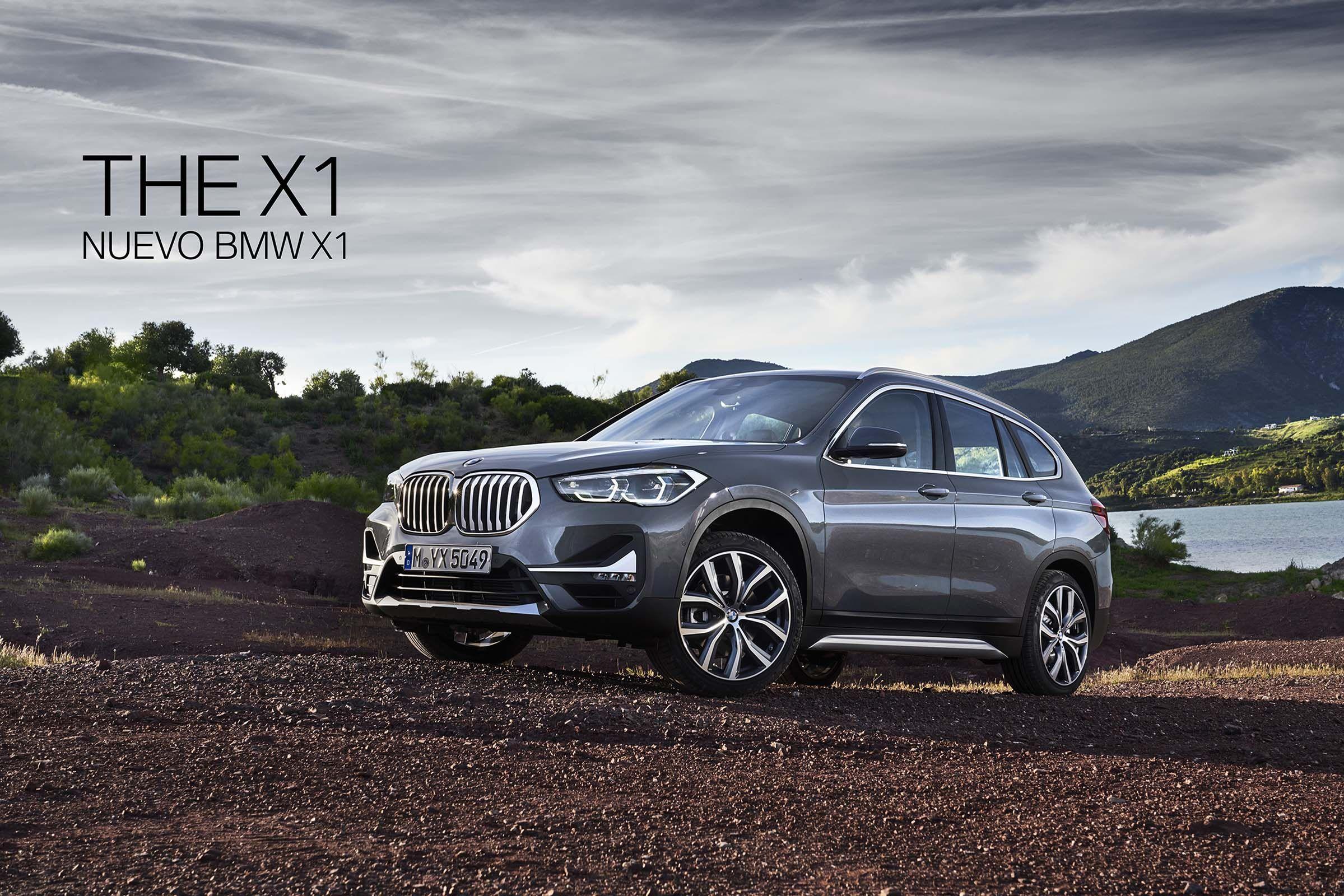 NUEVO BMW X1 DESDE 180€ AL MES*