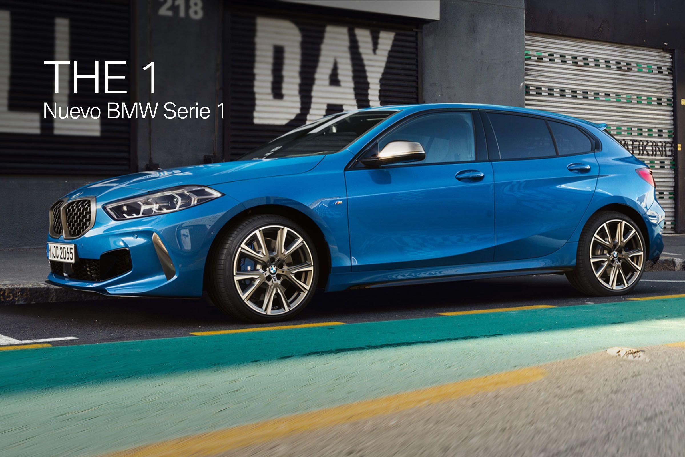 El nuevo BMW Serie 1 - Síntesis perfecta de agilidad y espacio